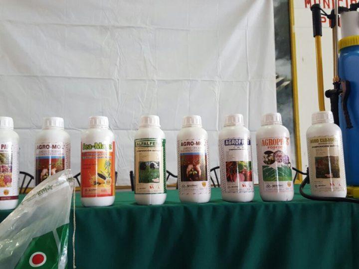 foto con productos agrodiser
